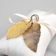 Wedding Ring Bearer Pillow - Rustic Wedding, Bridal Ring Pillow op Etsy, 33,74 €