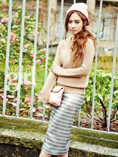 Yuri and Tiffany SNSD Girls' Generation - Vogue Girl Magazine February Issue 2014 Yuri Girls Generation, Girls' Generation Tiffany, Snsd Yuri, Girl Korea, Kwon Yuri, Girls Magazine, Young And Beautiful, Beautiful Women, Girl Day