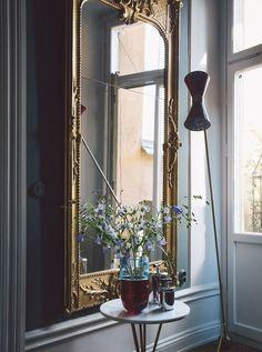 Ein Pariser inspiriertes Interieur in Schweden. . . (Die Decorista)  #decorista #inspiriertes #interieur #pariser #schweden