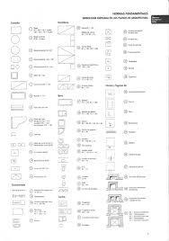 simbologia de planos arquitectonicos pdf b squeda de