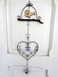 Meryema / Slovenské srdce....folk girlanda