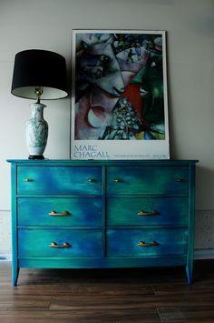 green and gold bohemian dresser bohemian furniture
