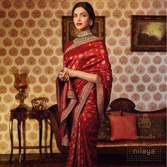 Your best stop for all updates related to the talented and stunning bollywood actress Deepika Padukone Sabyasachi Sarees, Indian Sarees, Anarkali, Lehenga Choli, Banarsi Saree, Churidar, Beautiful Saree, Beautiful Outfits, Beautiful Clothes