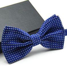 Kids Geometric Mandala Premium Multi-color Satin Wedding Bowtie