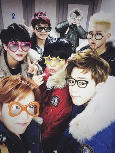 BTS i just love them