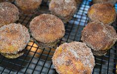 Pumpkin Spiced Mini Muffins - Breakfast