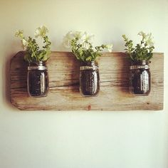 Got the idea to do this with wine bottles in the kitchen--just needed the tutorial for the how-to! Perfect!