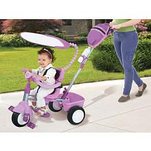 "Little Tikes Deluxe 3-1 Tricycle - Girls - Little Tikes - Toys ""R"" Us"