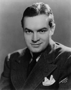 Bob Hope---a great great man! Wonderful performer visiting our troops for decades...and always took lots of pretty ladies too!