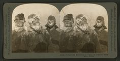 File:Prospectors returning to camp. 62 degrees below zero, Alaska, by Keystone View Company 2.png