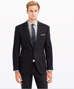 The Crosby Suit from J. Crew