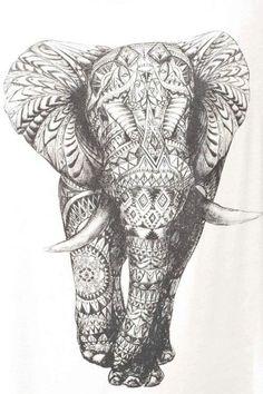 #elephant #tattoo #idea