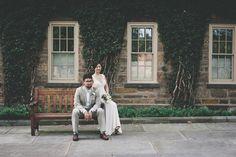 Lovely Princeton Wedding