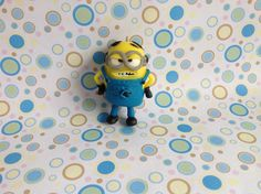 Polymer clay angry minion