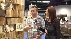 CHA2014 - Tim Holtz Shows His New Sizzix Alterations