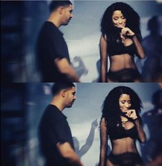 Who else can make Nic feel like this, but Drizzy