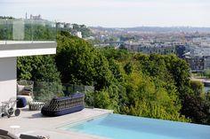 Project Claude cartier Décoration B&B OUTDOOR - Patricia Urquiola - House - Photo : Erick Saillet