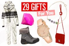29 Super-Cool Gifts For Your Holiday Wish List!