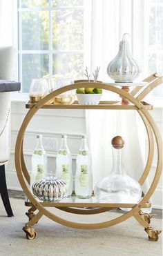 Asher Bar Cart | World Market