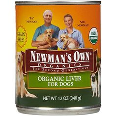 Newm Org Dog Lvr 12/12Oz by Newman's Own -- You could find out more details at the link of the image. (This is an affiliate link and I receive a commission for the sales)