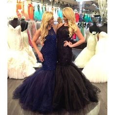 Hot Beaded Patterns Prom Dresses Open Back Organza Long Evening Gowns