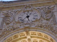 LIsboa, Portugal Reloj, Time