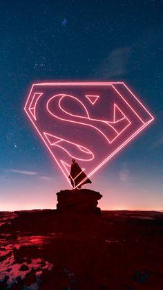 Jonathan Belle Symbol of Hope Superman Artwork, Superman Wallpaper, Flash Wallpaper, Marvel Wallpaper, Superman Man Of Steel, Batman And Superman, Superman Symbol, Superman Logo, Hero Marvel