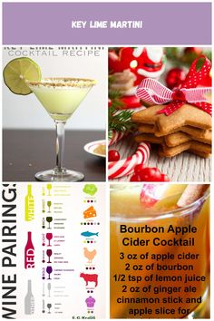 The Key Lime Martini drink recipe blends vanilla vodka with the flavors of key lime and coconut. It uses crushed graham crackers for the rim makes it taste like key lime pie. This is one of the best cocktails for parties! food and cocktails Key Lime Martini Bourbon Apple Cider, Apple Cider Cocktail, Cider Cocktails, Cocktails For Parties, Parties Food, Key Lime Martini, Vanilla Vodka, Key Lime Pie, Ginger Ale