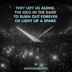 Kids in The Dark- All Time Low Future Hearts