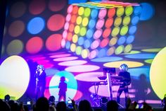 #LiveyourMusic: un voladísimo e intenso juego de luces + un dúo que demostró que su extensa carrera los validan como una de las bandas más icónicas a nivel mundial. Fuimos con nuestra cámara a documentar lo que fue este show al más puro estilo #heinekenlife. Fotos x Wlad Rojas Llopis
