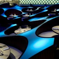 The Blue Frog Lounge (Mumbai) - Cool Restaurant Design in India by the Serie Architects - Cool Ideas and Gadgets