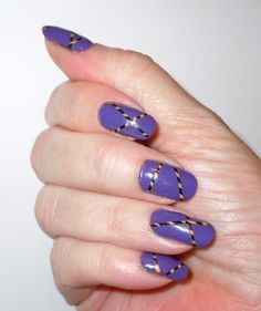 Thank you Arcadia Nail Art, one of the best nail artists on You Tube!