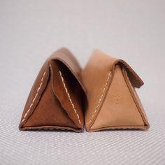 Triangle. Pencil case.