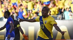 COPA AMÉRICA CENTENARIO: ECUADOR GOLEA 4-0 A HAITÍ