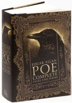 Edgar Allan Poe: Complete Tales and Poems.  My old one is just about to fall apart :/ It's been on my bedside table since I was about 12..... That's a LONG time now! :o)