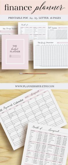 Expenses Tracker Spreadsheet-Budget Planner-Financial Planner