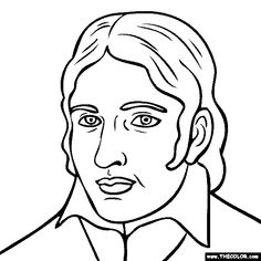 free anne frank coloring pages - photo#41