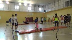 Juegos para discapacitados con desplazamientos - 00007 #Juegosmotores #inef #ccafd #ugr #educacionfisica #physicaleducation @Fac_Deporte_UGR @CanalUGR