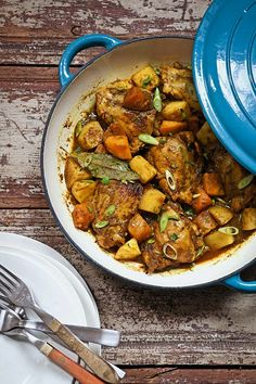 A great one pot winter dish to warm you up on a cold evening
