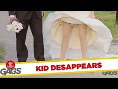 Disappearing Kid Prank - #funny #prank