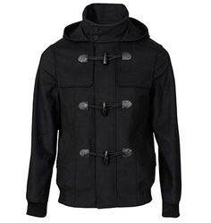 MARCS | Mens Sale Outerwear - TOGGLE WOOL DUFFLE