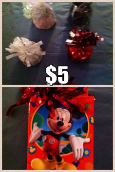 Mickey Mouse balloon weights