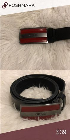 Guess belt Great condition Guess Accessories Belts