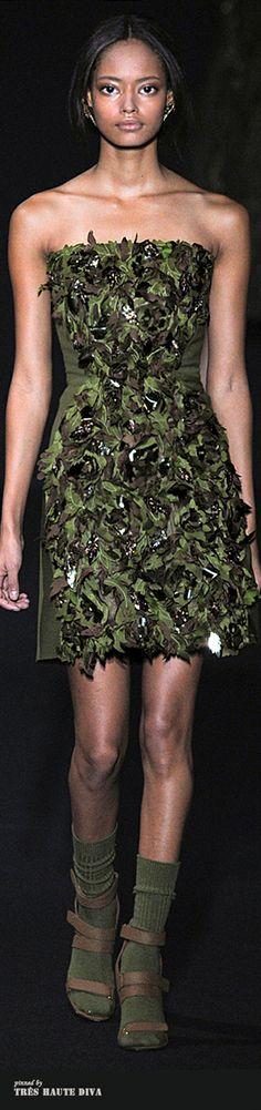 #Milan Fashion Week Alberta Ferretti Fall/Winter 2014 RTW