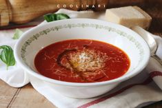 Archívy Recepty - Page 16 of 44 - Coolinári Thai Red Curry, Chili, Soup, Ethnic Recipes, Blog, Hampers, Chile, Chilis, Soups