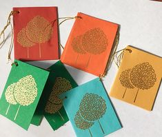 5 Gold Tree Gift tags, Diwali gifts, Indian wedding, Gift tag set, Party favor t… - Gift Tags Diwali Cards, Diwali Greetings, Diwali Gifts, Indian Wedding Gifts, Wedding Gift Tags, Wedding Cards, Indian Party, Tree Wedding, Wedding Favors