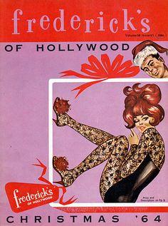 Frederick's of Hollywood 1964 Christmas Catalog