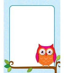 """Képtalálat a következőre: """"owl-blank-paper - KidsCanHaveFun Blog"""""""