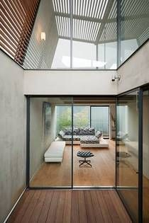 Rehabilitación de una casa en Tokio