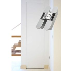 Ezy Jamb - Frameless Cupboard - CONCEALED Hinge #jib #door #secret